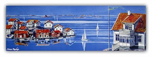 Gullholmen panorama