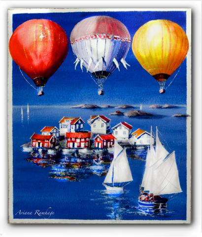 Gullholmen Fine Art