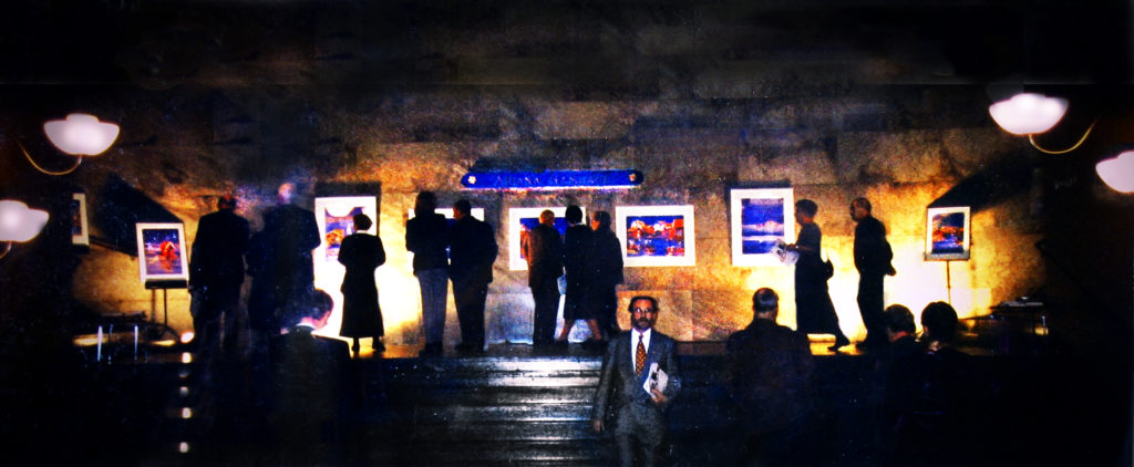 Utställningar - Ariana Ramhage