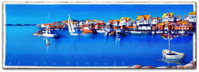 Hyppeln hamnen